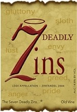 Michael and David Phillips Seven Deadly Zins Lodi 2009 750ML