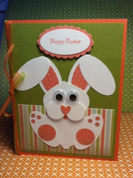 как сделать открытку зайчика на день рождения планирует