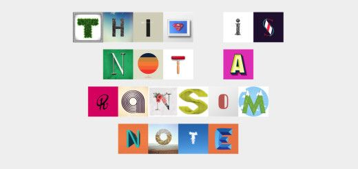 This Instagram font generator creates the perfect Valentines love letter or ransom note