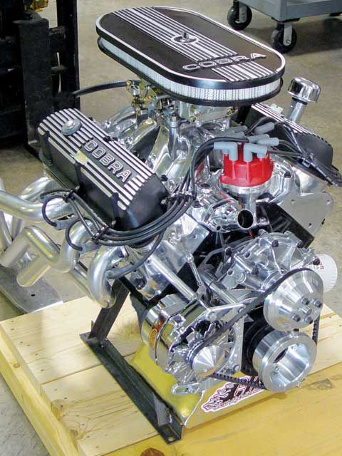 ford 427 cobra jet engine crate | Ford 427 Cobra - 535 hp