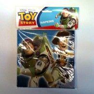 Napkins Toy Story 3 Pkt16 $8.95 A067236