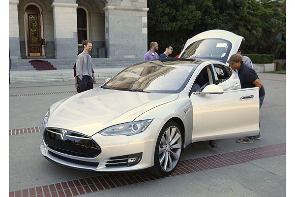 Tesla Model S Is It Really The Safest Car Ever Tesla Model S Safe Cars Tesla Model