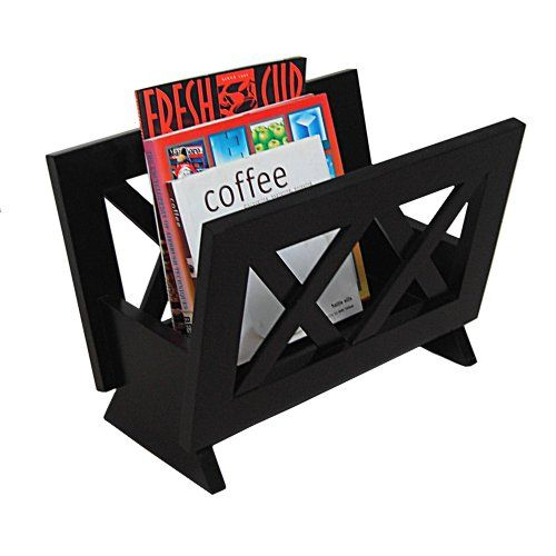 Awesome Top 10 Best Magazine Racks - Top Reviews