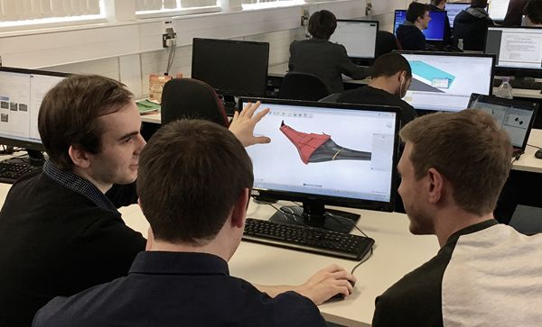 Fusion 360 Goes to (Engineering) School at the U.K.'s University of Warwick
