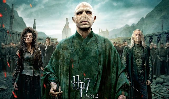 Harry Potter 7 Team Lord Voldemort Harry Potter Villains Harry Potter Movies Deathly Hallows Part 2