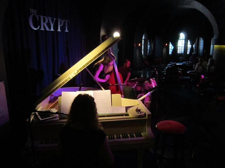 thecrypt - Home
