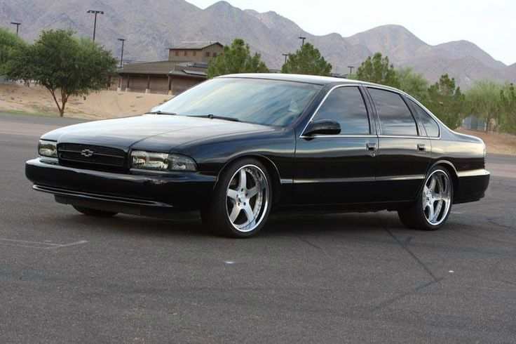 1996 Chevrolet Impala SS | For Sale Friday - Rides Magazine