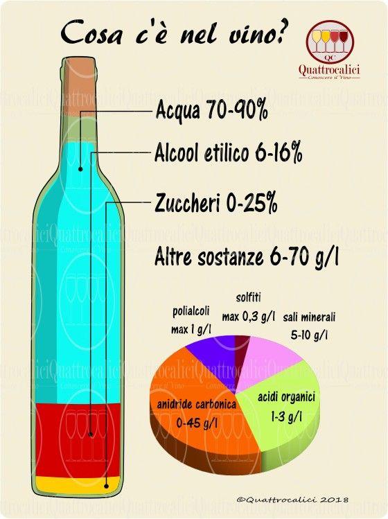 Cosa c 39 nel vino quattrocalici conoscere il vino nel 2019 for Composizione del parlamento italiano oggi