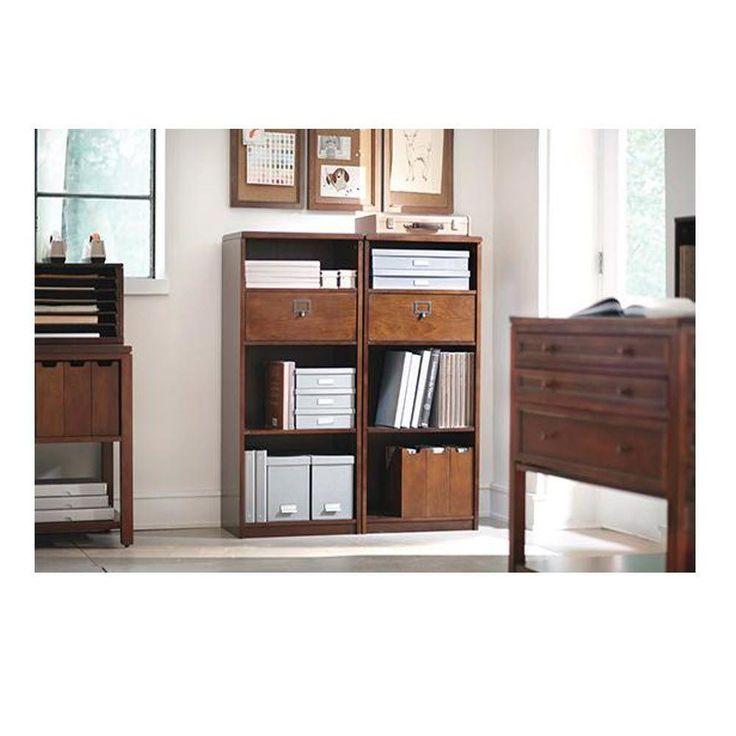 Martha stewart living craft space 50 in h wood 3 shelf for Martha stewart craft furniture home depot