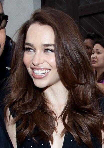 Emilia Clarke - 'Game of Thrones' Stars at Comic Con