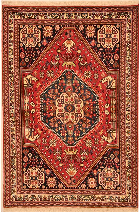 Catalina Rug Persian Rug Qashqai Wool Red Geometrical 3x5 Hand Knotted Oriental Carpet One Of A Kind Genuine In 2020 Oriental Carpets Persian Rug Oriental Persian Rugs