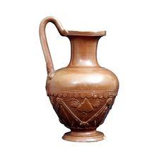 Sigillata jug, Roman, AD 1-25 Made in Cincelli, near Arezzo, Italy - British Museum