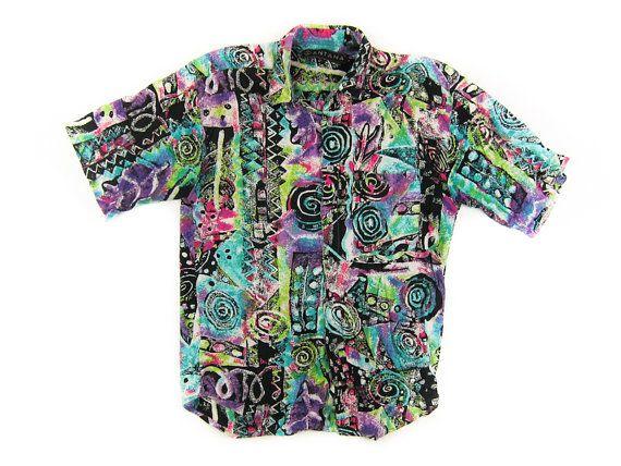 Mens Short Sleeve Collared Shirts