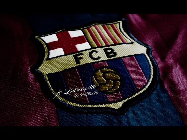 Barcelona Logo Wallpaper