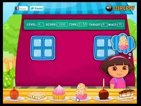Dora la Exploradora Hungry Dora Nuevo Juego HD Episodio1