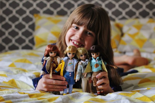 Dolls with a difference: Lottie Dolls // From Archaeology to Astronomy, Lottie can do it all!