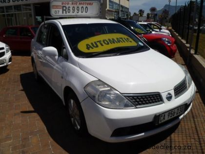 Price And Specification of Nissan Tiida sedan 1.6 Visia auto For Sale http://ift.tt/2DHguJX