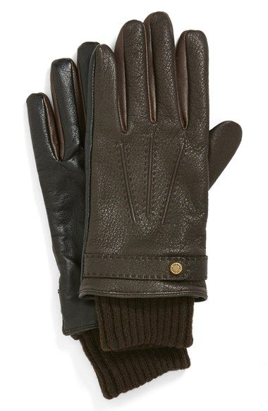 Ted Baker London 'Myglove' Deerskin Gloves available at #Nordstrom