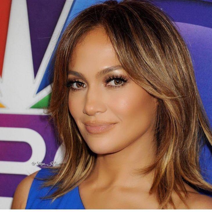 Celebrity Shag Haircut Design Jennifer Lopez Hair Jlo Hair Jennifer Lopez Short Hair