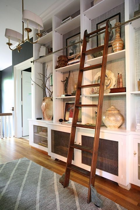 How To Decorate A Hallway Inspiring Ideas From the Junior League of High Point Showhouse - by Kim Darden Shaver, contributor for @HadleyCourt design blog