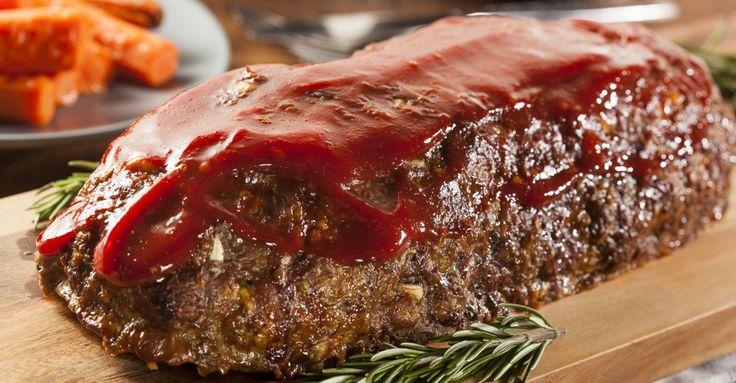 Vous ne raffolez pas du pain de viande...Attendez de voir celui-ci !