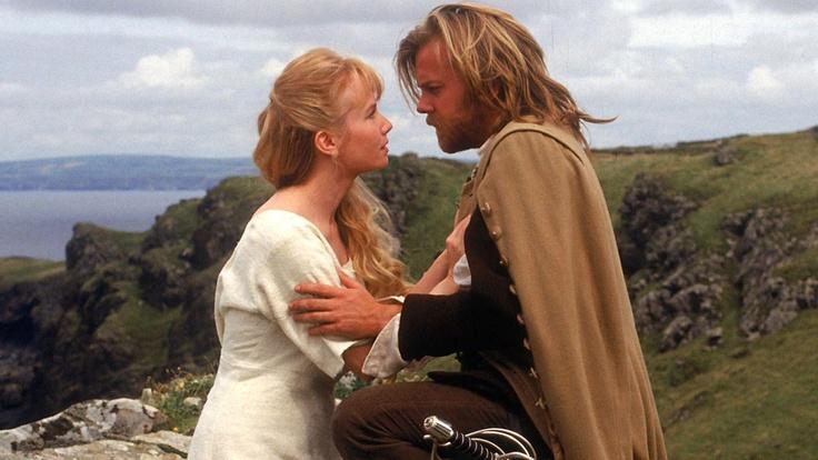 "Kiefer Sutherland & Rebecca De Mornay en ""Los Tres mosqueteros"" / ""The three musketeers"""