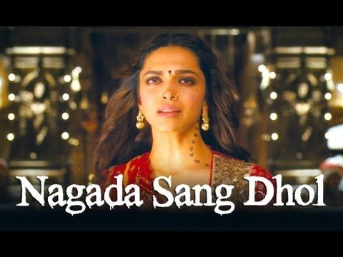 "Watch: Deepika Padukone's high energy garba in 'Ram-leela' song ""Nagada Sang Dhol"" #Bollywood #Movies #Ramleela"