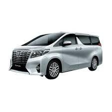 Toyota Alphard 2.5 G A/T Hybrid Mobil - Silver Metallic Online