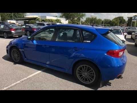 2014 Subaru Impreza WRX 5dr Man WRX Limited