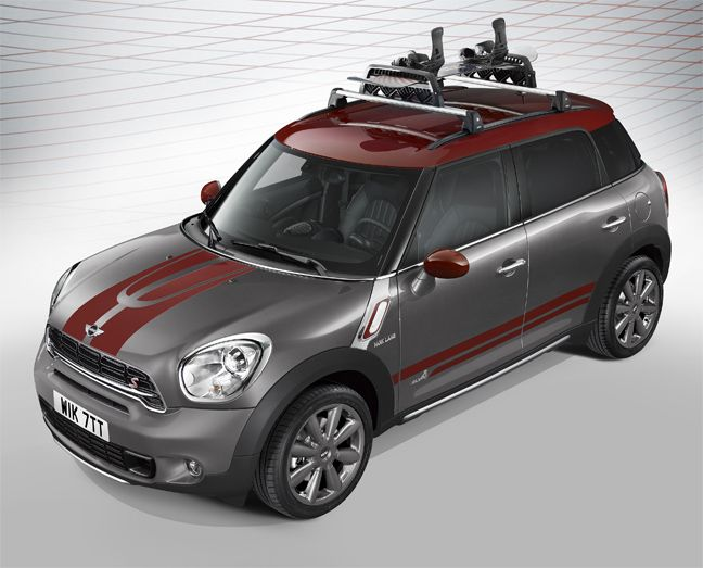 Mini Countryman Park Lane.