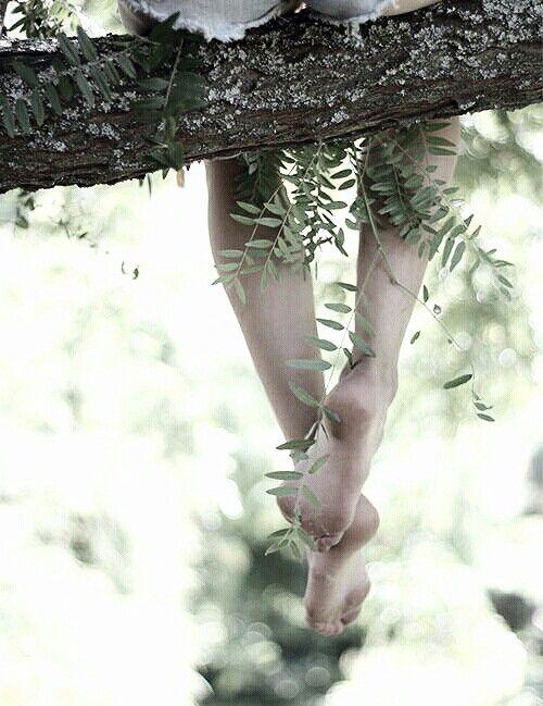 Einfach mal die Natur genießen und in sich gehen