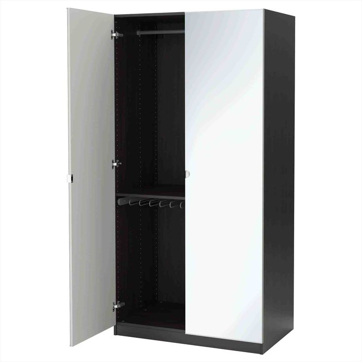 New narrow mirrored wardrobe at temasistemi.net