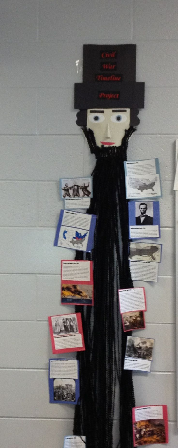 best ideas about civil war activities th grade civil war timeline activity my students completed in 2 days