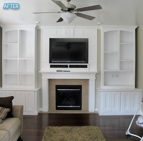 68 Best Built Ins Cabinets French Country Images On Pinterest