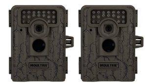 2 MOULTRIE Game Spy D-333 Low Glow Infrared Digital Trail Hunting Cameras - 7MP - http://electmecameras.com/camera-photo-video/security-surveillance/2-moultrie-game-spy-d333-low-glow-infrared-digital-trail-hunting-cameras-7mp-com/