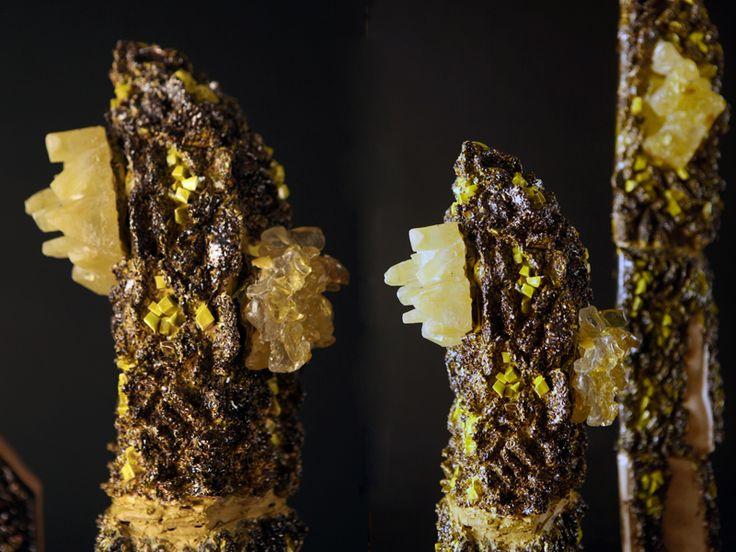 Souffre - Céramiques : Charlotte Cornaton