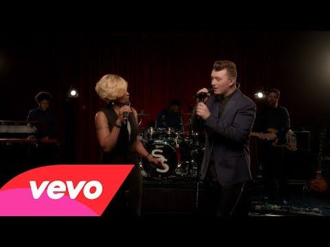 "Sam Smith - ""Stay With Me"" feat Mary J. Blige! Single Premiere. - Listen here --> http://beats4la.com/sam-smith-stay-with-me-feat-mary-j-blige-single-premiere/"