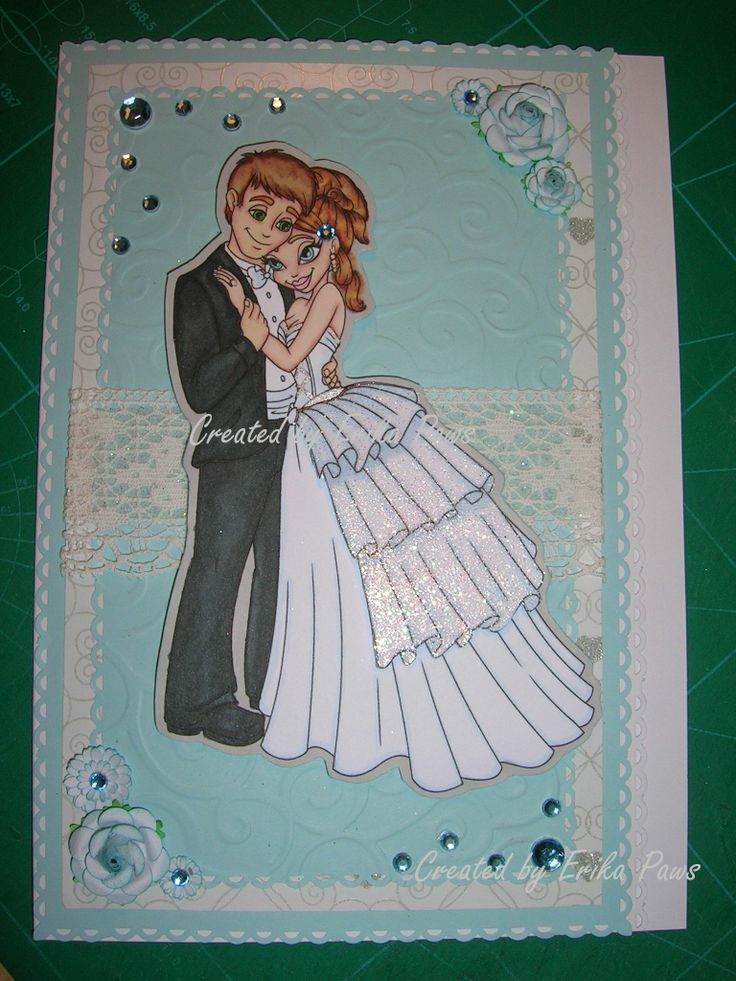 Redonkadoodles - Wedding Couple
