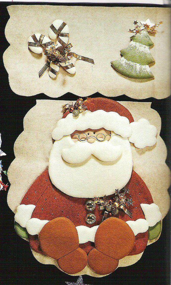 Decoracion Baños Navidenos:Forro De Bano Navidad