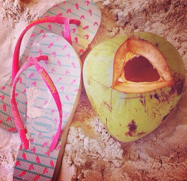 Cocco e Havaianas!!
