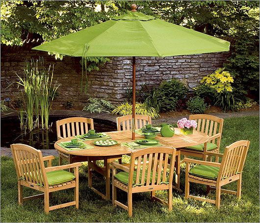 Green patio table umbrellas for wooden outdoor furnitureBest 25  Patio umbrella stand ideas on Pinterest   Diy umbrella  . Patio Tables With Umbrellas. Home Design Ideas