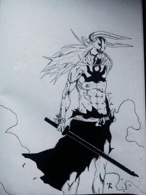 Ichigo Hollow form →Bleach