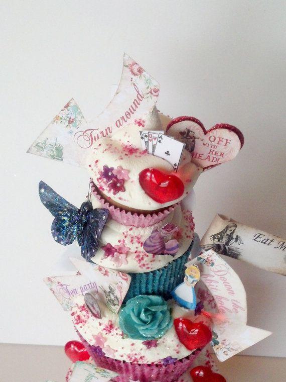 Gefälschte Cupcake Foto Prop Geburtstag von FakeCupcakeCreations