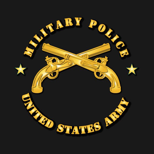 Awesome 'Military+Police+-+US+Army' design on TeePublic!
