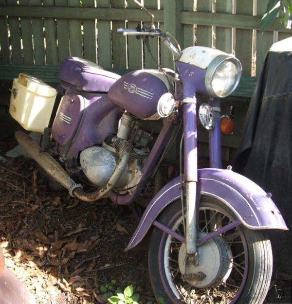jawa cz 650 bizon 2006 #bikes #motorbikes #motorcycles #motos #motocicletas
