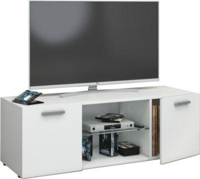 Inspirational VCM TV Lowboard Fernsehtisch Schrank M bel Tisch Holz Sideboard Medienrack Rack Fernsehbank Lowina