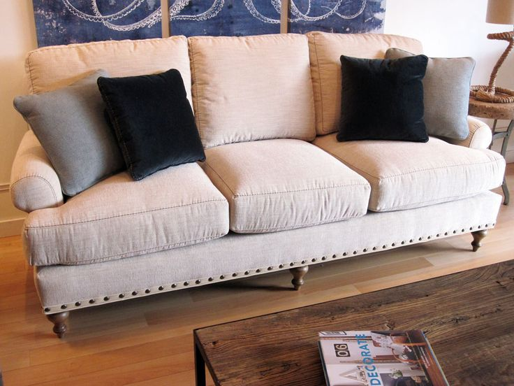 Bring the rolled arms forward add studs to frame those arms make it greige chenille with colorful pillows and add chunky legs--we have lift off. : lee industries sectional price - Sectionals, Sofas & Couches