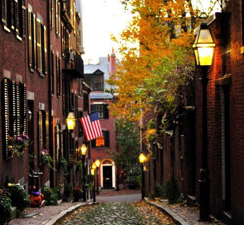boston, UGHHHH miss it!: England, Favorite Places, Boston, Autumn, Beautiful, Travel, Beacon Hill