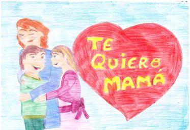 Poema infantil: Te quiero mamá