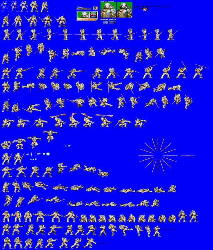 Alien vs. Predator - Predator Warrior